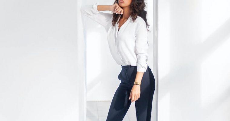 Koszule damskie źródłem elegancji